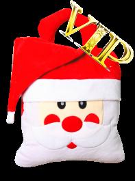 Плед-снеговик